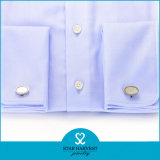 2015 Selling chaud Silver Crystal Cufflinks pour Man (D-0358)