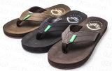 2016 hombres calientes de la venta del verano de la PU del deslizador de la sandalia (RF16168)