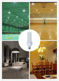 o elevado desempenho SMD2835 da iluminação de bulbo de 4u 24W E27 lasca a lâmpada da economia de energia do diodo emissor de luz da luz do milho da U-Forma