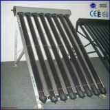 Alto tubo evacuado Collcetor solar de la capa Metal-Vidrio eficiente