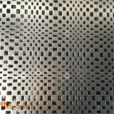 Panneau perforé de panneau de perforateur/en aluminium en aluminium spécial pour l'usage d'hôtel