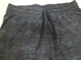 Zerbrochene Druck-Mann-lange kurze Hose