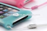 borracha de silicone 70A para caixas do telefone de pilha