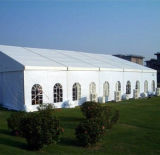Sale UK를 위한 6X12 /15X20m Waterproof Fabric Party Tent
