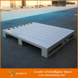 Singolo Side Light Duty Metal Pallet per Warehouse