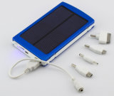 Caricatore portatile solare 10000mAh di capacità elevata con la batteria del polimero