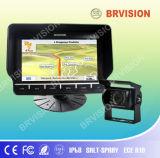 7 GPS van de duim het Systeem van de Monitor van de Navigatie met het Omkeren Camera