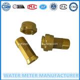 Messingwasser-Messinstrument-Zubehör von Dn15-25mm