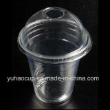500ml Plastic Juice Cup mit Lid (YHP-093)