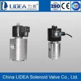 elettrovalvola a solenoide normalmente chiusa ad alta pressione del vapore 70~1000bar per acqua