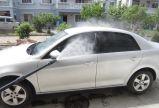 máquina de lavar de alta pressão do carro da arruela da água de 13HP 248bar