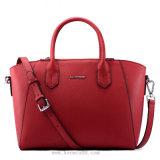 Selling caldo Smooth Leather Handbag per Women (6056-1)