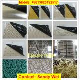 Hoja de la aguafuerte del espejo AISI304 con la película del PVC