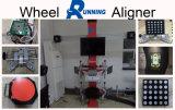 Aligner met 4 wielen, het Volgen van de Auto Groepering voor Workshop