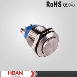 interruptor redondo de la terminal de tornillo de la UL RoHS Hban de 19m m TUV alto