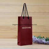 Your Logo PrintedのLadies Garmentのための贅沢なPaper Gift Bag