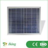 10W18V Photovoltaic Solar Panel Poly Solar Panel con High Quantity Made in Cina