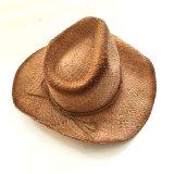 Sombrero de paja de la manera para el verano