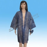 Устранимое пальто кимона пальто Sauna