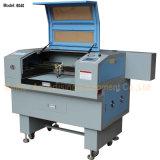 Máquina de estaca de couro do laser