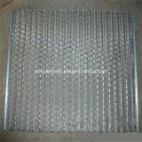 Maglia di vibrazione del filtro perforata maglia dallo schermo di Vibating del petrolio