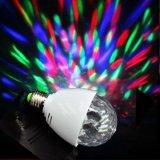 Ce RoHS Highquality 3W RGB Rotation LED Bulb Light