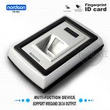 Fr-W2 il USB RFID impermeabilizza i comandi di accesso biometrici dell'impronta digitale