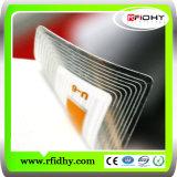 Étiquette adhésive du prix usine 13.56MHz RFID