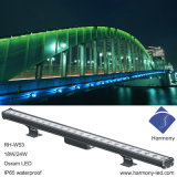 High Power AC220V 24W LED Line Wall Lighting