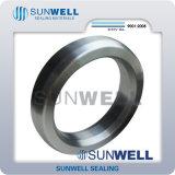 Guarnizione Octagonal piana a temperatura elevata del metallo della giuntura dell'anello per il sigillamento del tubo della flangia