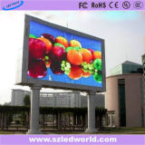 스크린 중국 공장 (P6, P8, P10, P16)를 광고하는 옥외 실내 조정 발광 다이오드 표시 풀 컬러