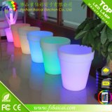 Pot rond de LED