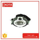 3 fornitori di gomma dei fari del materiale LED dell'ABS chiaro capo del LED