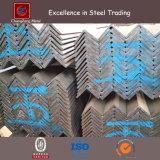 Ferro di angolo nero di ASTM A36 per materiale da costruzione (25*2.5mm, 150*90*8mm)