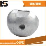 A vária carcaça da câmara de segurança do CCTV do alumínio morre as peças da carcaça sem revestimento
