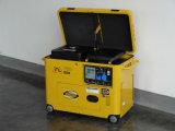 Open Stille Diesel van het Type Draagbare Generator met Gemakkelijk Onderhoud