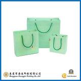 Sac à provisions de papier des produits de marque (GJ-Bag099)