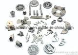 Pieza de acero fundido inoxidable de la inversión, piezas que trabajan a máquina