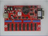 LED, welche die Karte empfängt Steuerkarte TF-M6UR der Karte LED-Bildschirmanzeige-LED sendet
