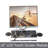 "10 "" affissione a cristalli liquidi Touch Screen Module con 1024*768 Pixels High Resolution"