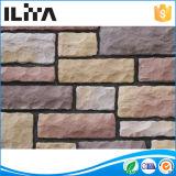 Piedra artificial de la piedra de la pila de los materiales de construcción para el revestimiento de la pared (YLD-71025)