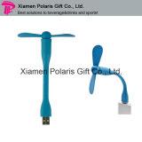 Mini ventilateur flexible d'USB pour l'ordinateur portatif