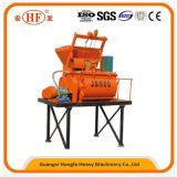 Precio de la máquina del mezclador concreto Js500/Js750, pequeño mezclador de Conrete
