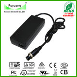 21V 4A Li-ion Battery Charger para 18V 18.5V 5 Cell Li-ion Battery Pack