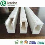 A plantação ajustável do PVC Shutters cortinas de indicador plásticas