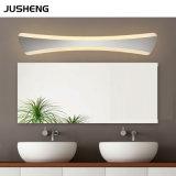 Lampe acrylique moderne de salle de toilette d'éclairage de mur