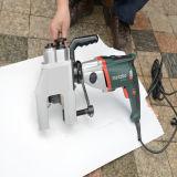 La preparación de la soldadura Od-Monta el equipo que chaflana del tubo