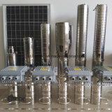 Bomba de água solar 3spc3.3/106-D72/1100 do poço profundo
