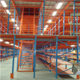Mezzanine resistente Floor Rack com Carton Flow Rack