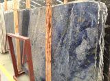 熱い販売の素晴らしく青い花こう岩の床の敷石